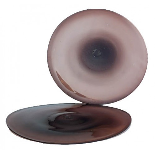 Rond glazen plaat for Glazen plaat