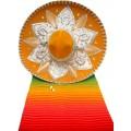Sombrero mexicaanse hoed