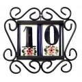 Huisnummer No. 0