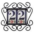 Huisnummer No. 2