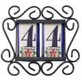 Huisnummer No. 4