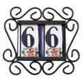 Huisnummer No. 6