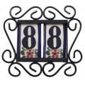 Huisnummer No. 8