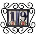 Huisnummer No. 9